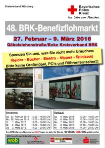 BRK Flohmarkt